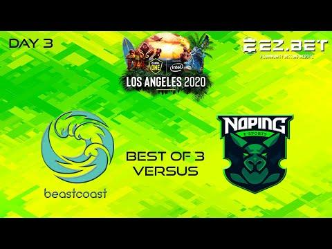 Business Associates Vs Quincy Crew | BO3 | ESL One Los Angeles 2020 - Online: SA