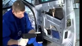 Шумоизоляция автомобиля (часть 3) ВАЗ 2110, 2111, 2112