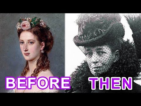 WOMAN and TIME: Queen Alexandra  Alexandra of Denmark