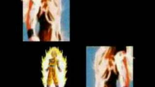 dragonball Z :Fallen Leaves remix