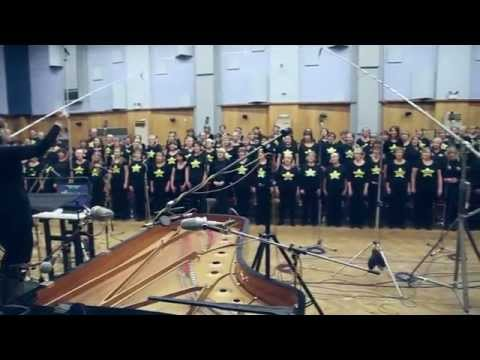 West Sussex Rock Choir Recording at Abbey Road Studios