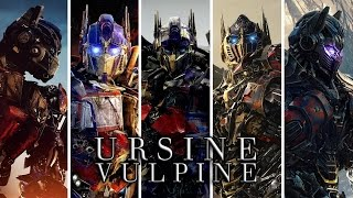 Transformers Cinematic Universe Do You Realize Forgive Me Music Video
