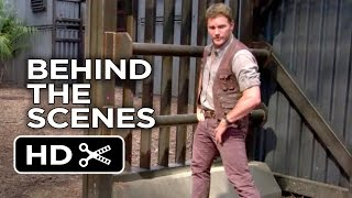 Jurassic World Behind the Scenes - Chris Pratt Stunts 101 (2015) - Chris Pratt Movie HD