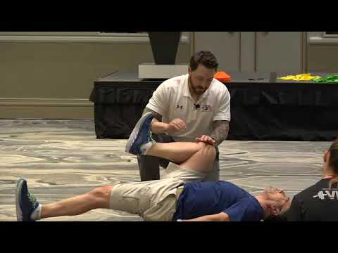 Unlocking the Hips, with Vernon Griffith | NSCA.com