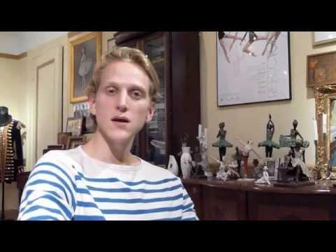 Ardani | Kings of the Dance  Opus 3 | David Hallberg, Dancer