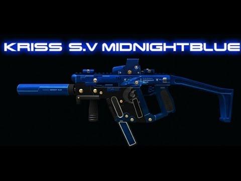 KISS SV. MID NIGHT BLUE By:ทศกัณฐ์นะจ๊ะ