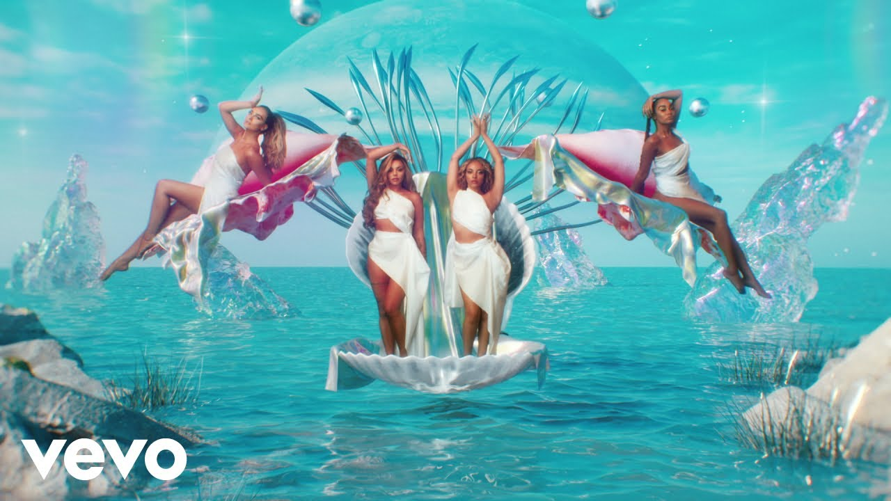 Little Mix - Holiday (Official Video)