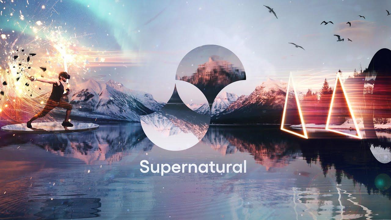 Download Supernatural Launch Trailer   Oculus Quest
