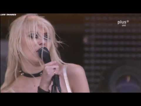 The Pretty Reckless - Make Me Wanna Die [Live]