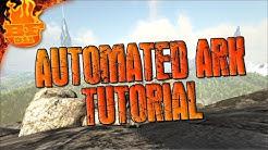 Automated Ark OCD Pulling Tutorial