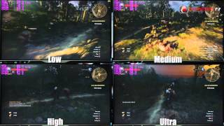 TESTE - The Witcher 3 na GTX 970 Gaming 100 ME da MSI