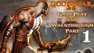 Let's Play God Of War Saga!  Part 1 Ps3 Gameplay and Walkthrough