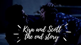 """Kira and Scott\Mary and Scott (The end book """"Kitsune 2:Dodgy"""")"""