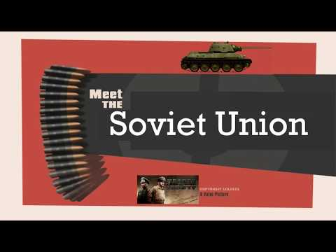[HOI4] Meet the Soviet Union