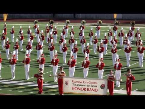 2014 Pasadena City College Tournament of Roses Herald Trumpets & Honor Band - 2014 Pasadena Bandfest