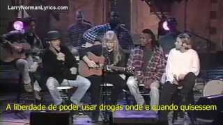 Repeat youtube video Larry Norman  Dc Talk - I Wish We'd All Been Ready - Live 1994 (Legendado)