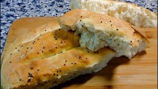 Хлеб азербайджанский (Чурек) 🌟 Bread of Azerbaijan