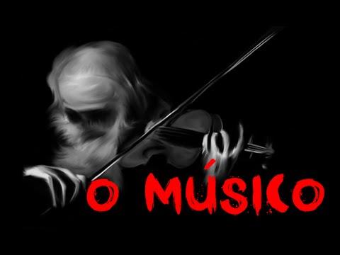 O MÚSICO - CREEPYPASTA (feat.  The Dark Gengar)