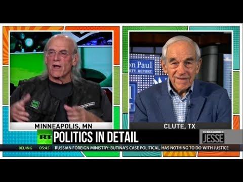 RIP Bush, Yellow Vest Revolt & Ron Paul