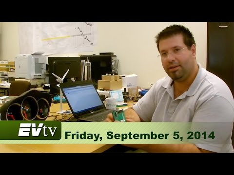 EVTV Friday Show - September 5, 2014