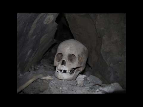 Caves and Drones, Skeletons and Gold