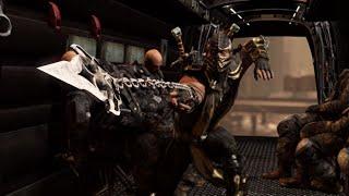 Sinema Filmi Tadında!!! I Mortal Kombat X Türkçe Anlatım #1