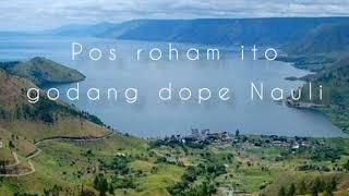 Download Lirik Lagu Batak 2019, Nunga Adong Napuna Au - Putry Silitonga