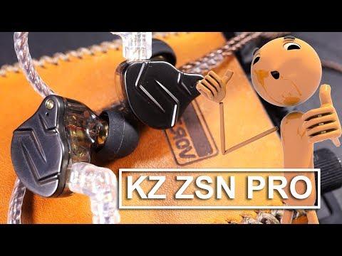 Review KZ ZSN PRO Indonesia