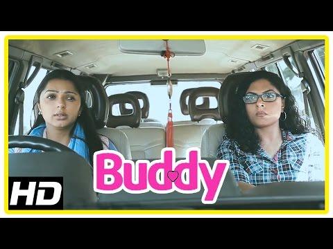 Buddy Malayalam Movie   Scenes   Asha Sarath Demise Of Cancer   Mithun Murali   Bhumika Chawla