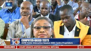 Jamb Holds Interactive Session With CBT Centre Proprietors