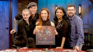 Court of the Dead: Mourners Call | Game the Game