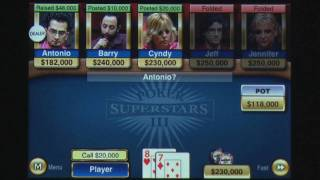 Poker Superstars III Iphone Gameplay Video Review - AppSpy.com