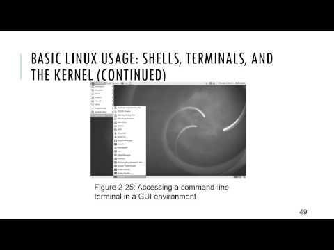 Module 1 Lecture Unix Linux