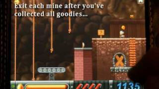 GOLD MINER JOE - iPhone promo [Donut Games]