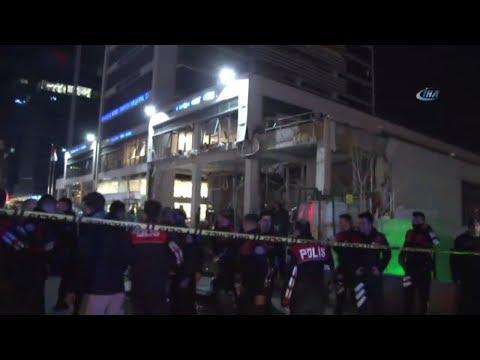 Ankara'da Patlama Anı ve Sonrası