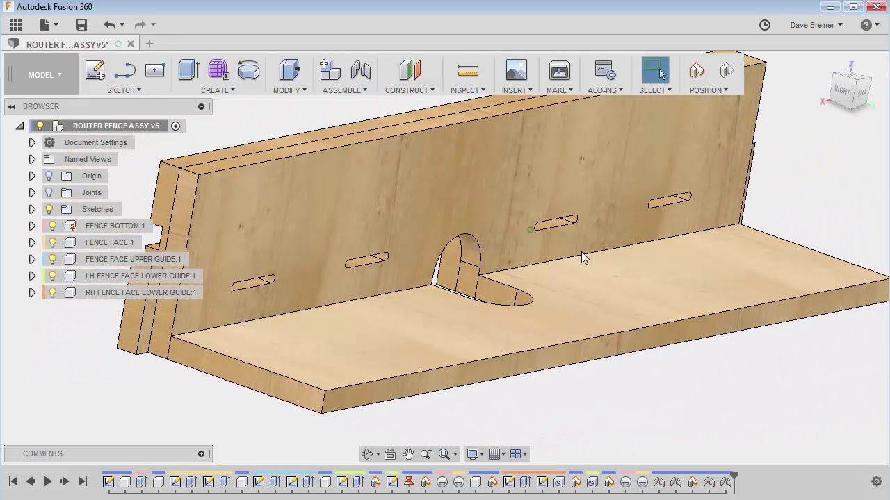 Video Tip: Fusion 360 - Joints and Limits - YouTube