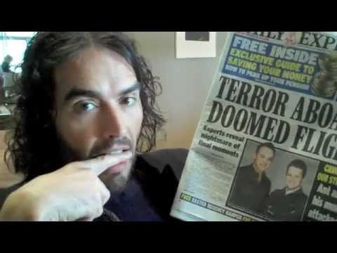 Missing Jet: Is It Boring Now? Russell Brand The Trews (E19)