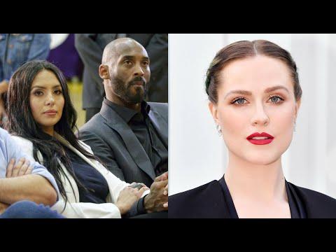 "Vanessa Bryant DESTR0YS Feminist Actress Evan Rachel Wood For ""SIandering"" Kobe Bryant"