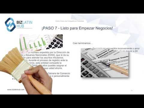 Cómo Crear Una Empresa en Colombia - Biz Latin Hub