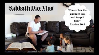Sabbath Day Vlog! Ft. The Word of The Day!