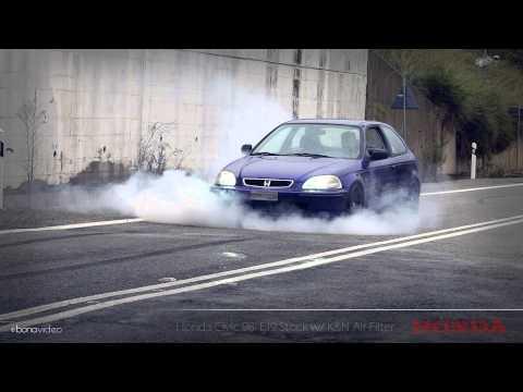 Honda Civic - EJ9 / D14A3 - Quick Burnout