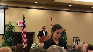 Governor Ducey April 21, 2018