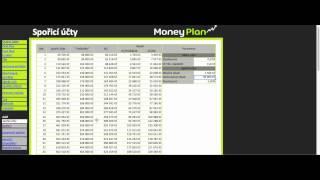 Money Plan 16-Spořící účty