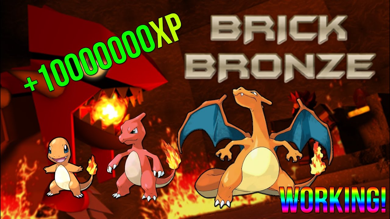 ROBLOX | POKEMON BRICK BRONZE (INFINITE EXP GLITCH ...