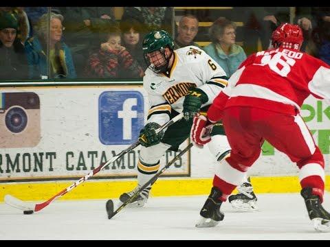 Men's Hockey: #12 Vermont vs. #3 Boston U (1/23/15)