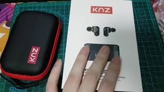 KNZ SoundFlux Quick Unboxing