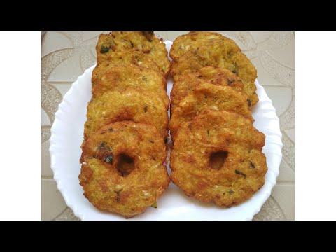 సొరకాయ గారెలు Sorakaya Garelu | Sorakaya Chekkalu | Bottle Gourd Vada/evening Snacks