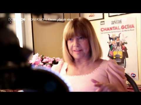 Reportage sur Chantal Goya dans 50min Inside sur TF1