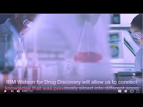 IBM and Pfizer to Accelerate Immuno-oncology Research with Watson for Drug Discovery