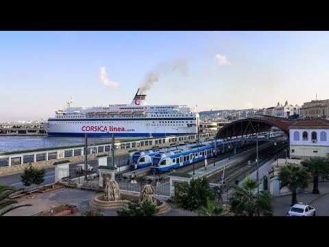 Algerian Railways 2021 - Trains in Algeria (Autorail, Coradia, Stadler, RER, Metro, Tramways)